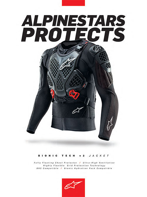 Alpinestars Bionic Tech V2