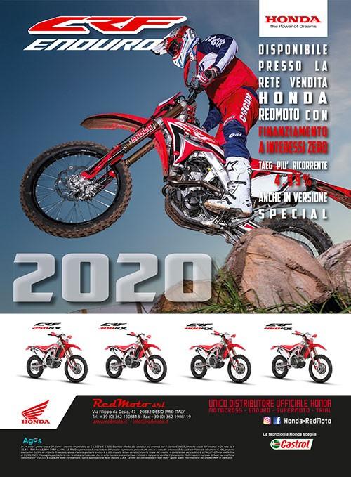 RedMoto XR2020