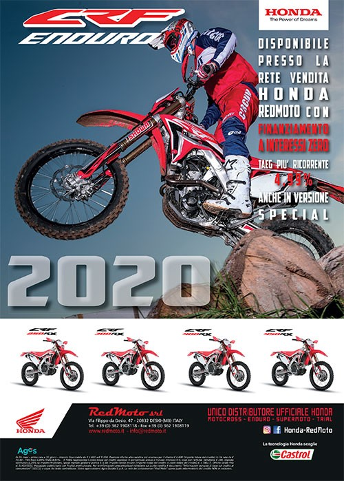 RedMoto XR2020