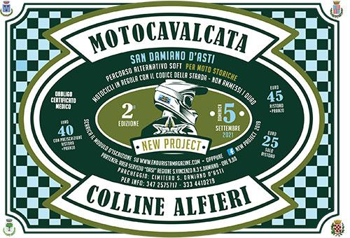 Motocavalcata Colline Alfieri